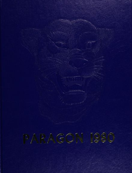 1980 Prospect High School Yearbook Cover