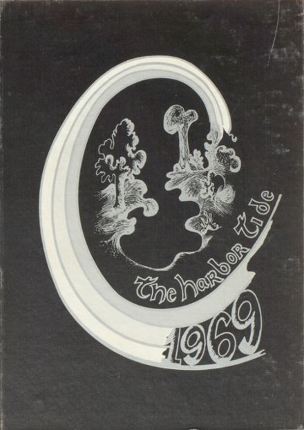 1969 Cold Spring Harbor High School Yearbook Cover