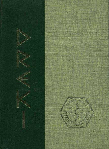 1966 Oxford Hills High School Yearbook Cover