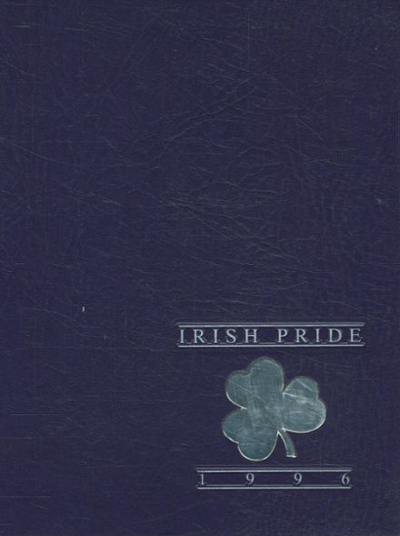 1996 Father Ryan High School Yearbook Cover