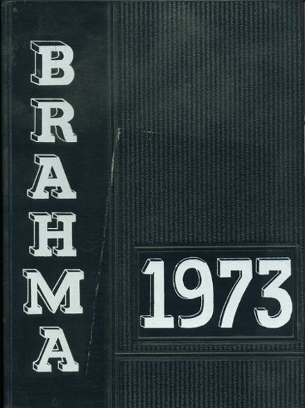 1973 Macarthur High School Yearbook Cover