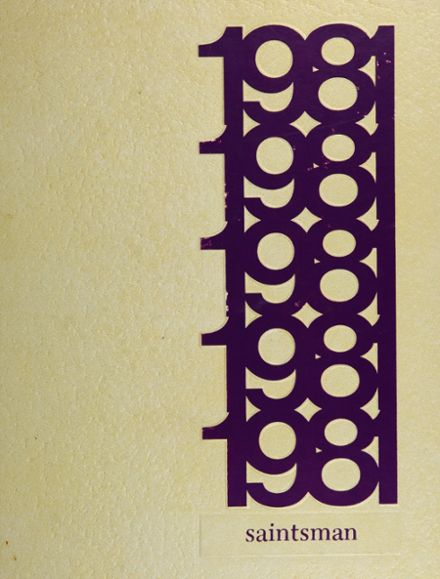 1981 St. Augustine High School Yearbook Cover