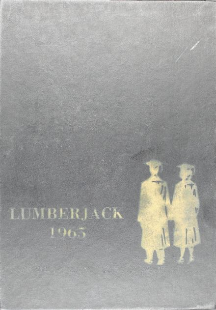 1965 Springhill High School Yearbook Cover