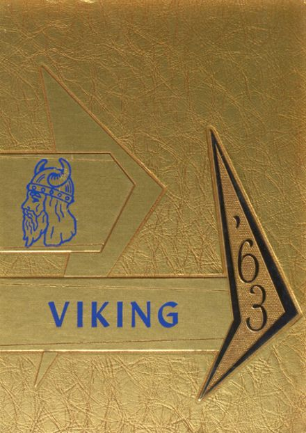 1963 Siuslaw High School Yearbook Cover