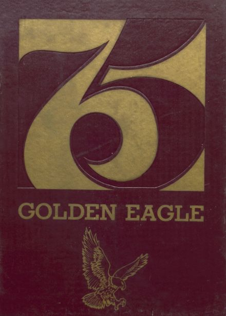 1975 Silver Lake High School Yearbook Cover