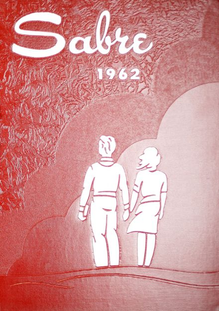 1962 Ft. Hill High School Yearbook Cover