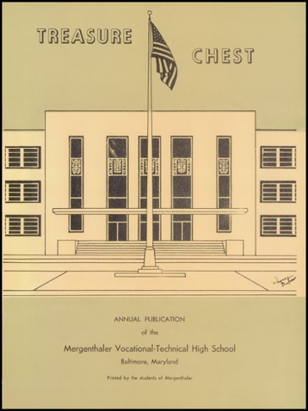 1966 Mergenthaler Vocational Technical High School 410 Yearbook Page 5