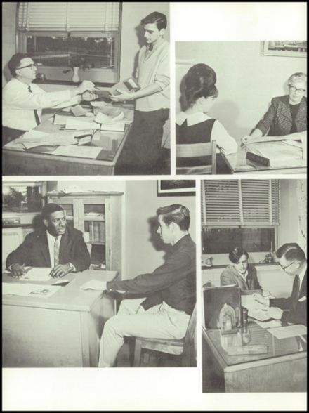 1966 Mergenthaler Vocational Technical High School 410 Yearbook Page 8