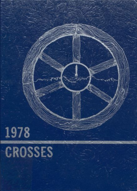 1978 Las Cruces High School Yearbook Cover