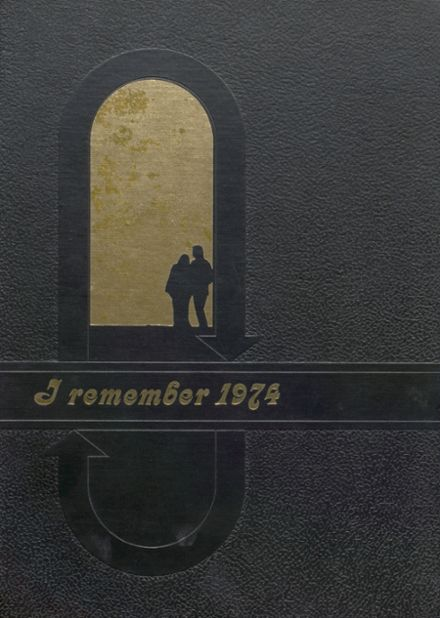 1974 South Jefferson High School Yearbook Cover