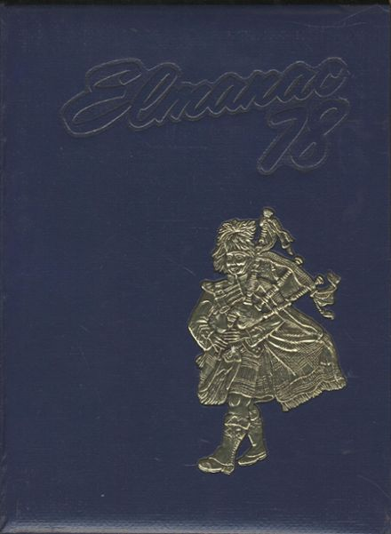 1978 Canon-Mcmillan High School Yearbook Cover