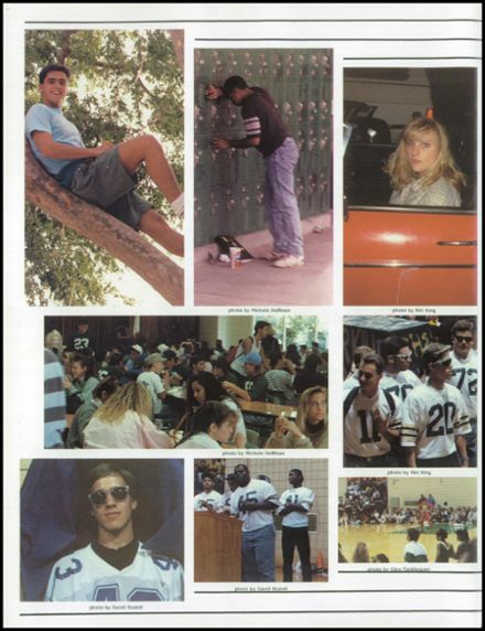 1989 West High School Yearbook Page 6