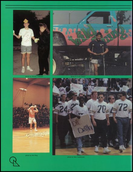 1989 West High School Yearbook Page 8