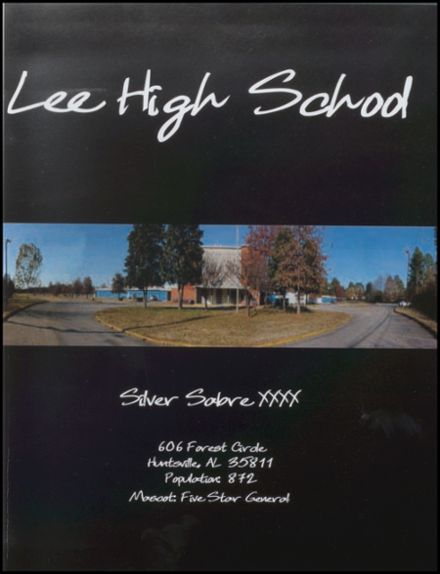2003 Lee High School Yearbook Page 5