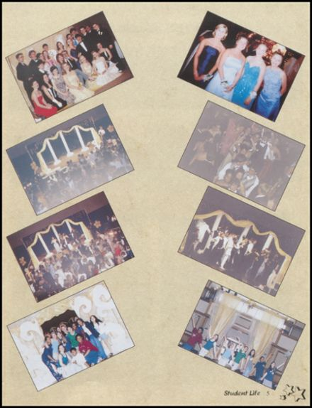 2003 Lee High School Yearbook Page 9