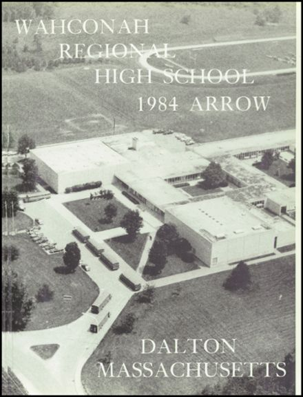 1984 Wahconah Regional High School Yearbook Page 5