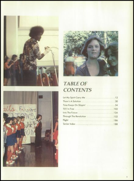 1977 Carter-Riverside High School Yearbook Page 7