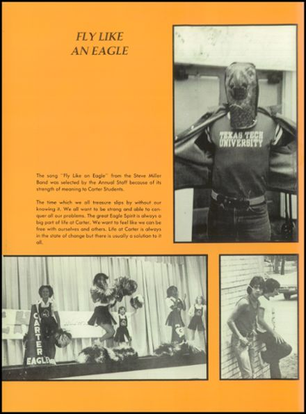 1977 Carter-Riverside High School Yearbook Page 8