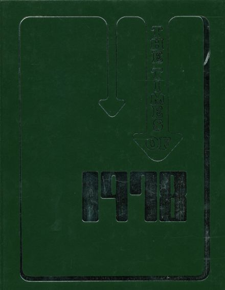 1978 Walther Lutheran High School Yearbook Cover