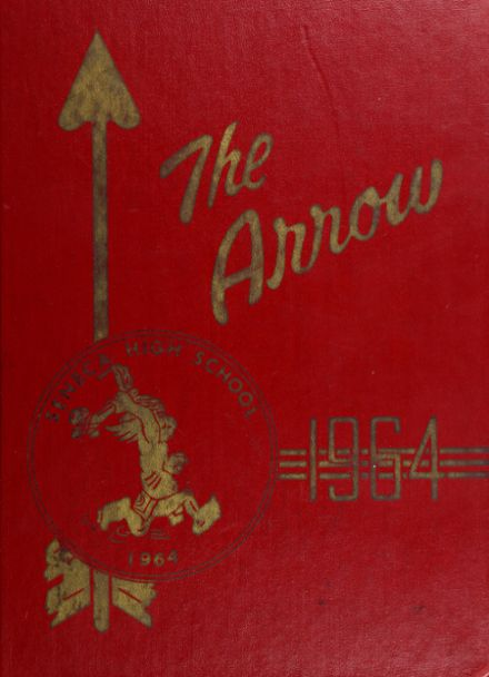 1964 Seneca High School Yearbook Cover