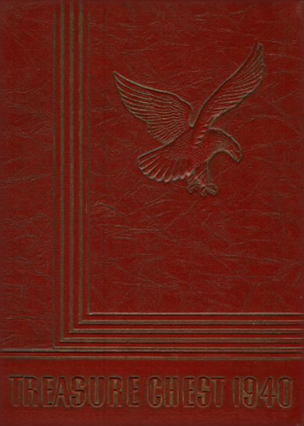 1940 Mt. Vernon Academy Yearbook Cover