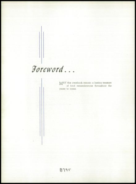 1952 Medford High School Yearbook Page 6