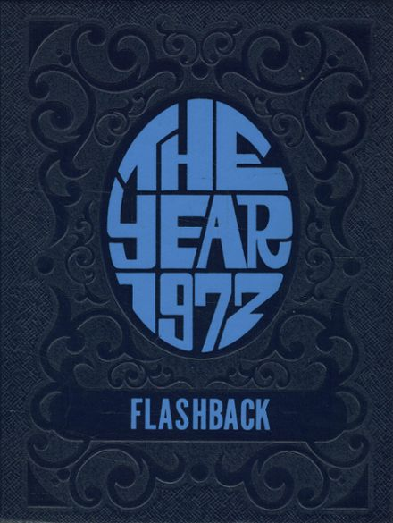 1972 Franklin Central High School Yearbook Cover