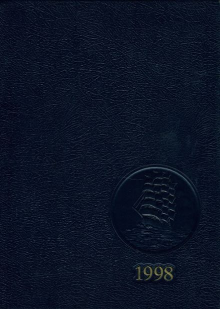 1998 Cheshire Academy Yearbook Cover