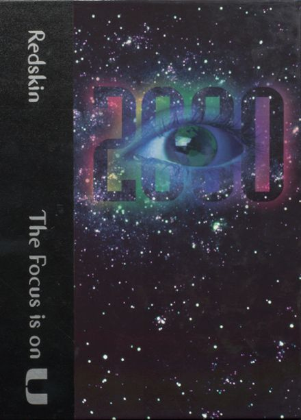 2000 Union High School Yearbook Cover