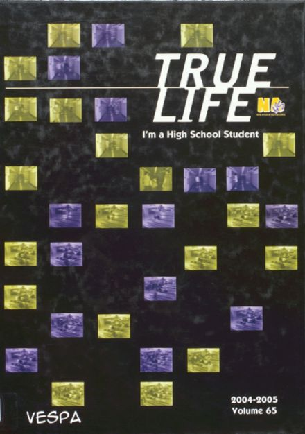 2005 New Athens High School Yearbook Cover