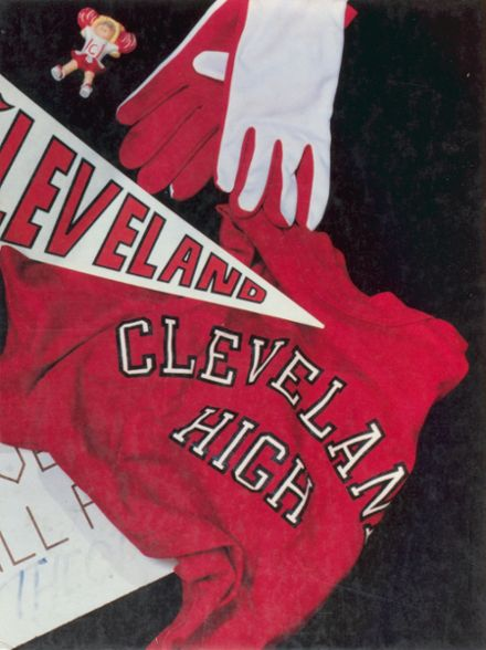 1987 Grover Cleveland High School Yearbook