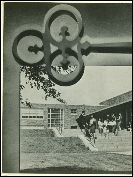1962 Northeast High School Yearbook Page 2