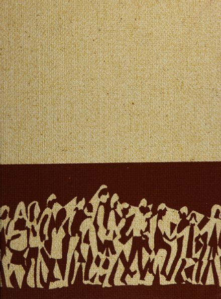 1968 Pascack Hills High School Yearbook Cover