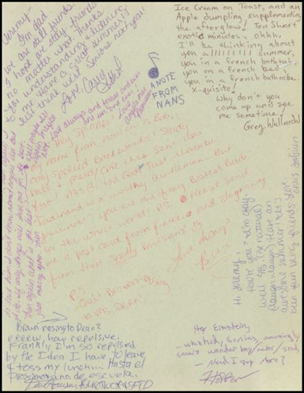 1992 Lafollette High School Yearbook Page 3