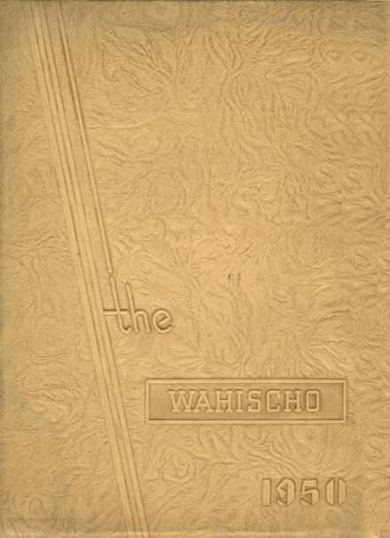 1950 Waterloo High School Yearbook Page 1