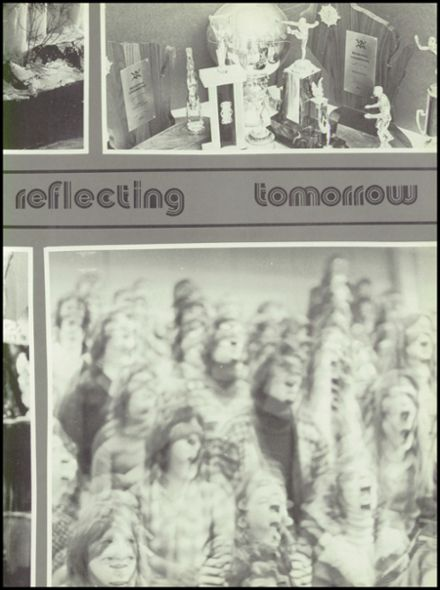 1977 River Falls High School Yearbook Page 9
