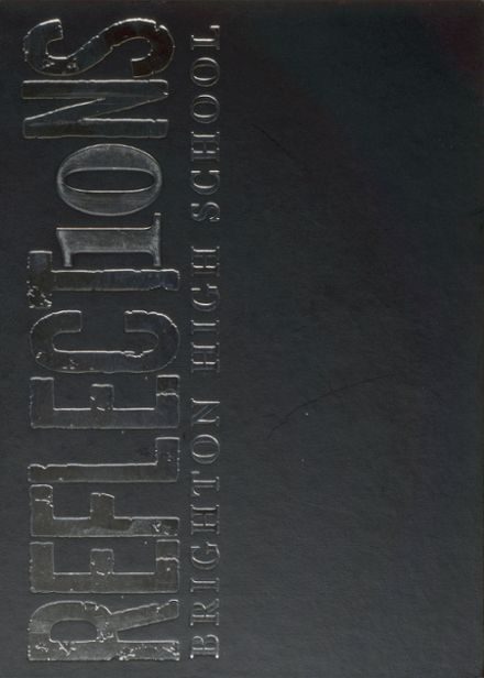 2010 Brighton High School Yearbook Cover