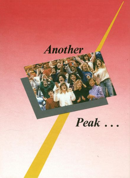 1988 North Eugene High School Yearbook Cover