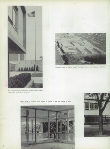 1965 Morton West High School Yearbook Page 6