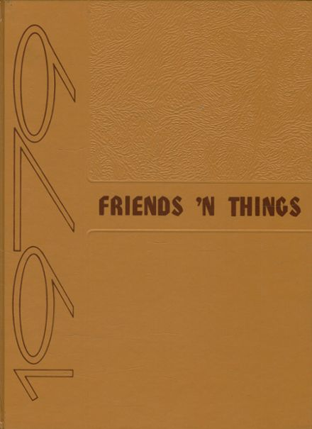 1979 Forestville Central High School Yearbook Page 1
