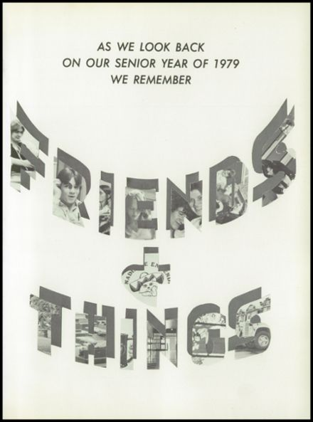 1979 Forestville Central High School Yearbook Page 5