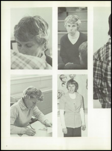 1979 Forestville Central High School Yearbook Page 8