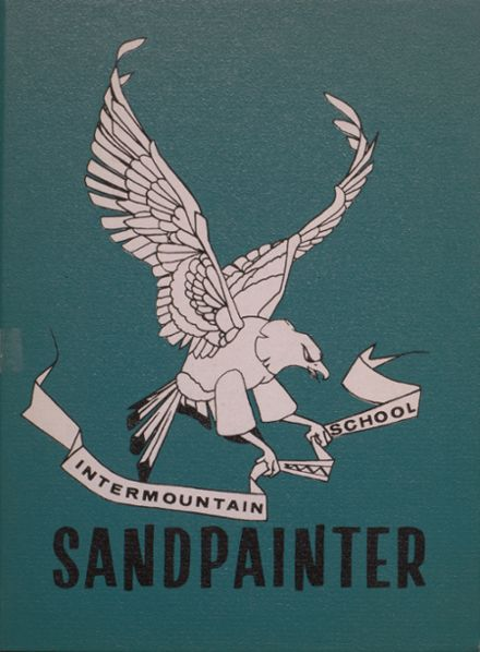 1966 Intermountain Indian High School Yearbook Cover