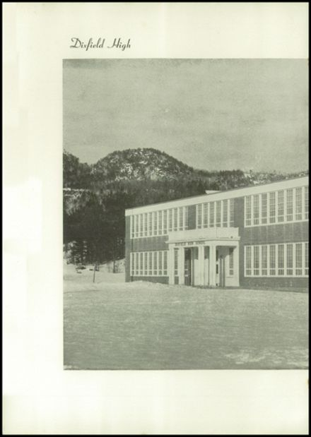 1955 Dixfield Seventh Day Adventist School Yearbook Page 4