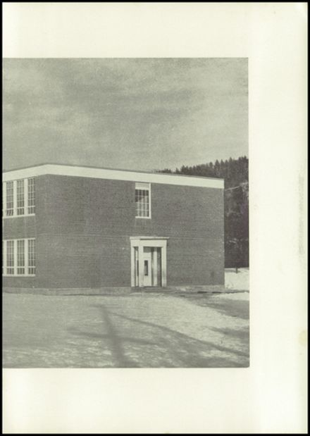 1955 Dixfield Seventh Day Adventist School Yearbook Page 5