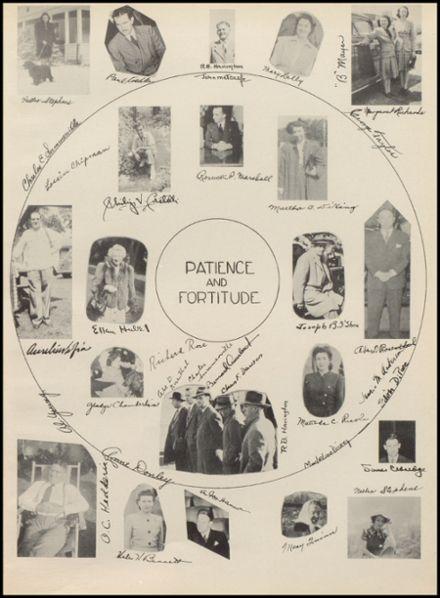 1948 Harrison High School Yearbook Page 9