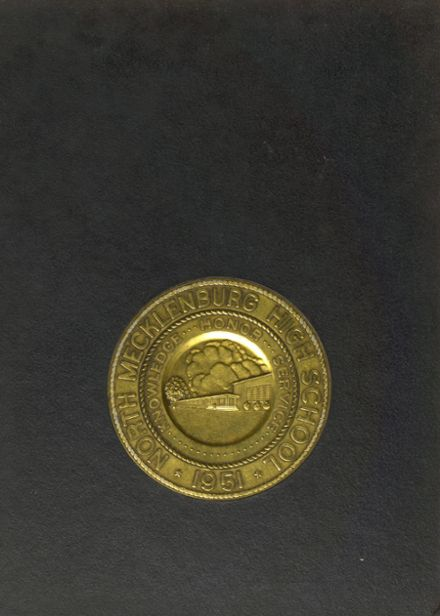 1963 North Mecklenburg High School Yearbook Cover