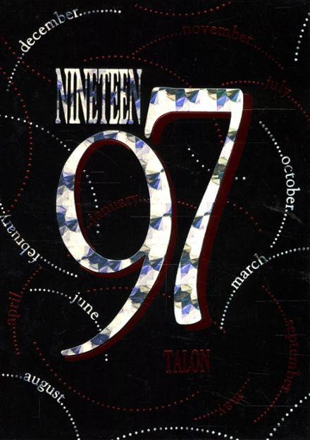 1997 Jefferson Area High School Yearbook Cover