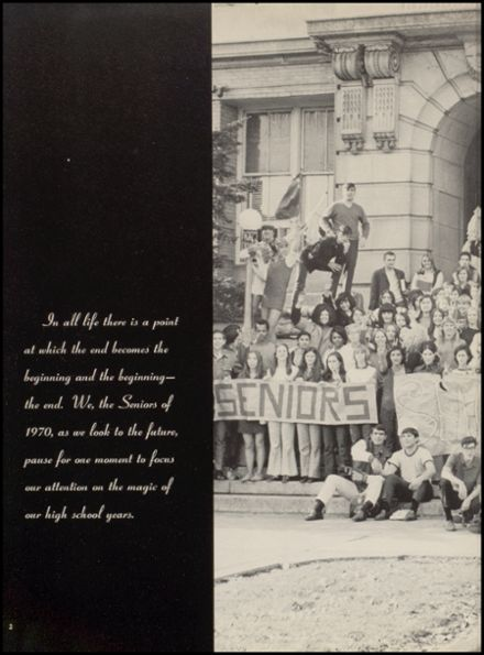 1970 Bloomfield High School Yearbook Page 6