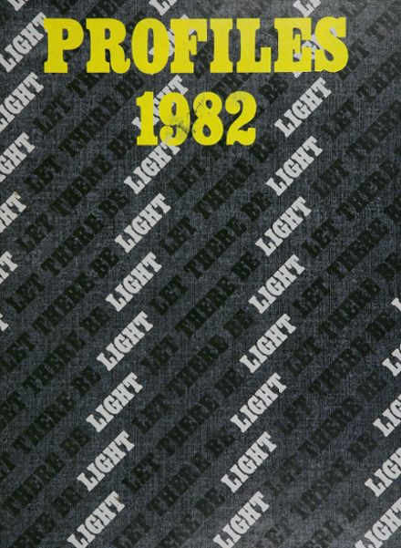 1982 Kennedy High School Yearbook Cover